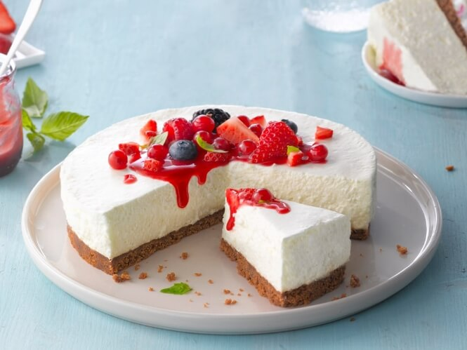 Mighty Super Cheesecake