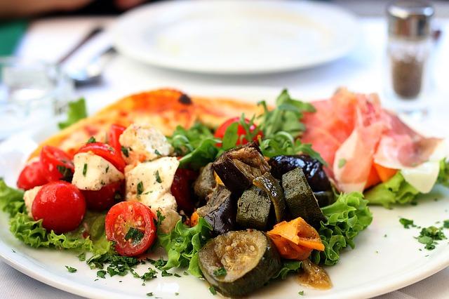 Mozzarella Cheese Bruschetta